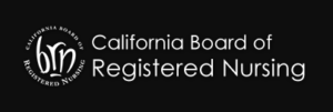 California Board of Registered Nursing Logo - Nurse License Defense